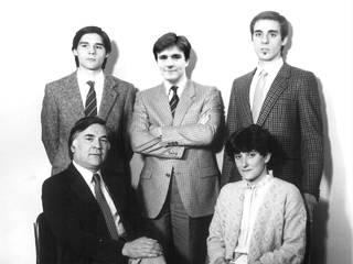 Fine anni '80