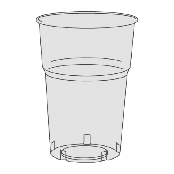 Cups up to 42/44 oz