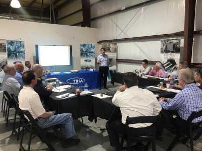 1St annual TRIA America representative meeting