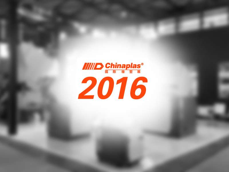 TRIA at Chinaplas 2016