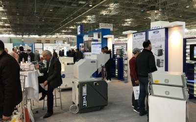 TRIA and FLUIDES SERVICES present at Plastic Expo 2019