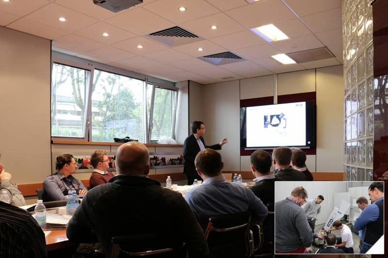 Training tecnico commerciale TRIA