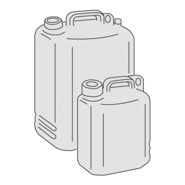 Jerrycans